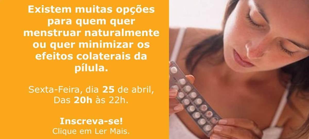 [evento virtual gratuito] Ciclo Menstrual e Anticoncepcional: Mitos e Verdades